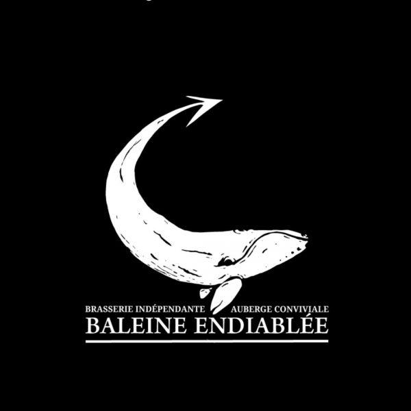 la baleine endiablée